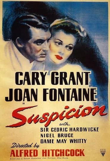 Η αφίσα της ταινίας Suspicion