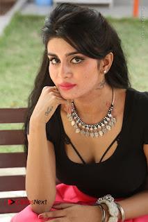 Telugu Actress Harini Stills at Dhyavudaa Movie Teaser Launch  0351.JPG