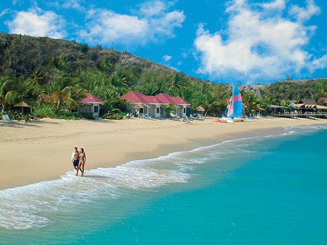 Galley Bay Resort Antigua - All Inclusive adults only resort with idyllic vacation packages. A top Caribbean romantic resort St John's Antigua.