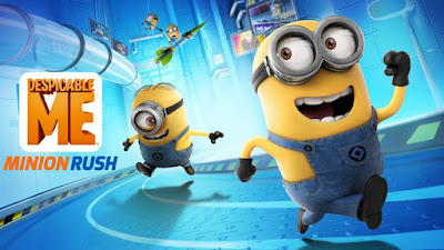 Download Game Android Gratis Despicable Me : Minion Rush apk + data