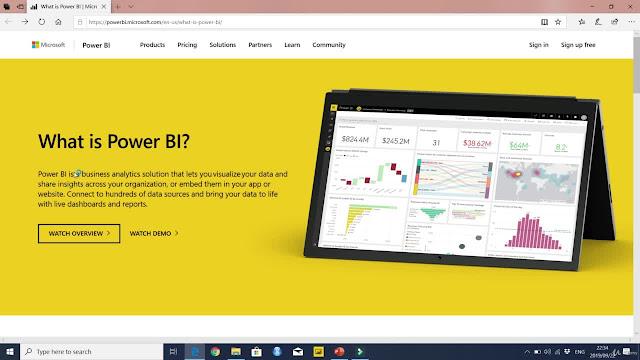 30 minute Introduction to Microsoft Power BI Desktop