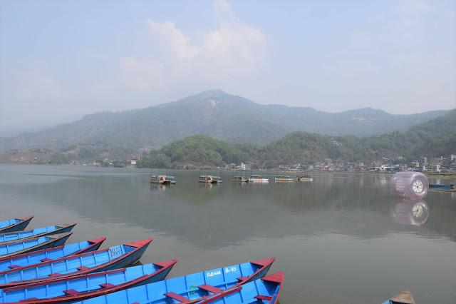 Danau Phewa Phokara