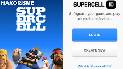 atasi tidak bisa login supercell