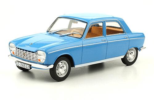 Peugeot 204 1968 coches inolvidables salvat