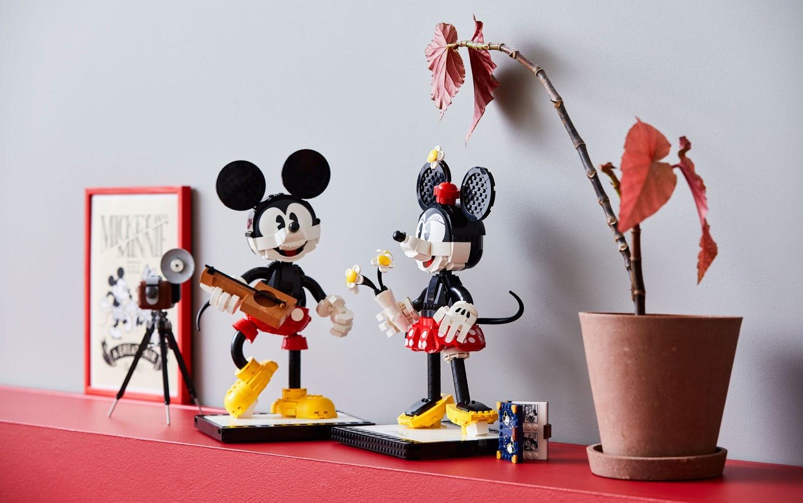 Lego 43178 Disney Minifigur Katze Cat Neuware New