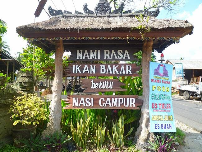 Restaurante Nami Rasa, Bali