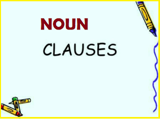 contoh kalimat noun clause