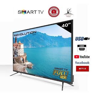 Revolution TV 40 smart