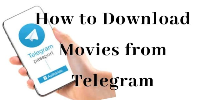 How to Download Movies from Telegram : 5 Simple Steps