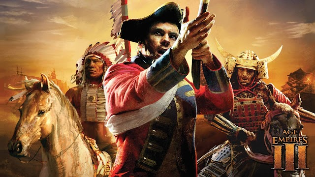 Age of Empires III: Full Complete Collection [Incl MULTi6 Languages] for PC [4.8 GB] Full Version Repack