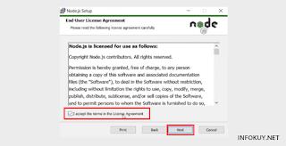 Cara Install Node.js di Window #4
