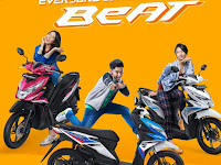 All New Honda Beat eSP yang makin sporty
