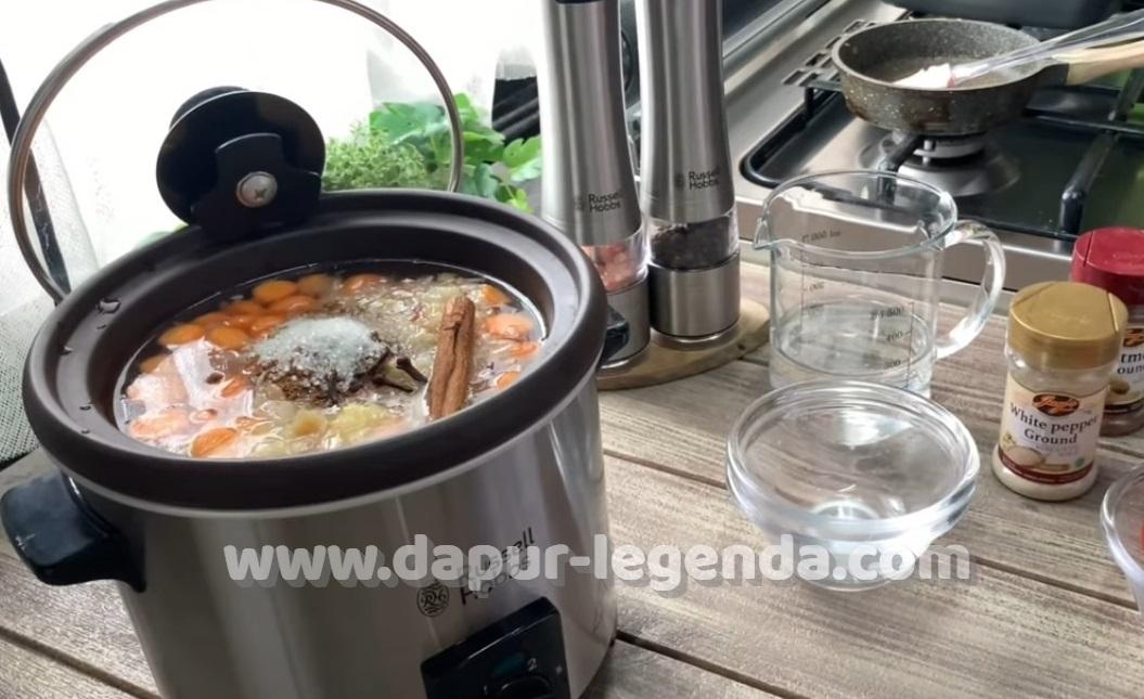 Manfaat Memasak Dengan Metode Slow Cooking