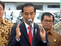 Akhirnya, Jokowi Buka Suara soal Penunjukan Komjen Iriawan