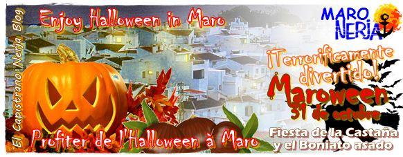disfrute de la noche de Halloween en El Capistrano Nerja