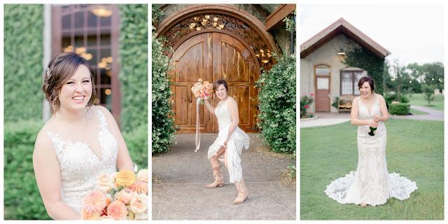 Sassy bridal portraits _ Makeup by Keri Ann _ Olde Dobbin Station
