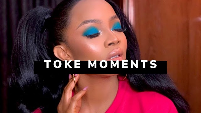 'Submission vs Control' In A Relationship - Toke Makinwa