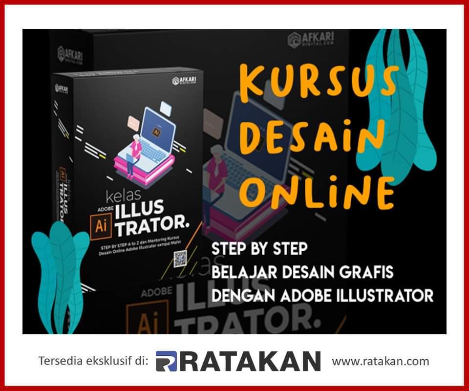 Kursus Desain Adobe Ilustrator