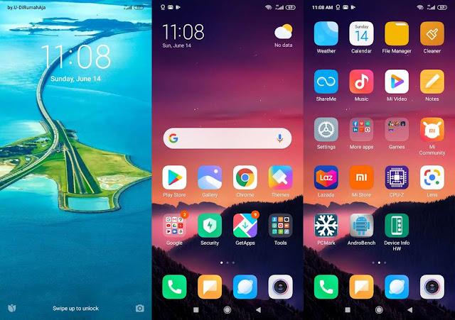 Software & Fitur Xiaomi Redmi 8A Pro