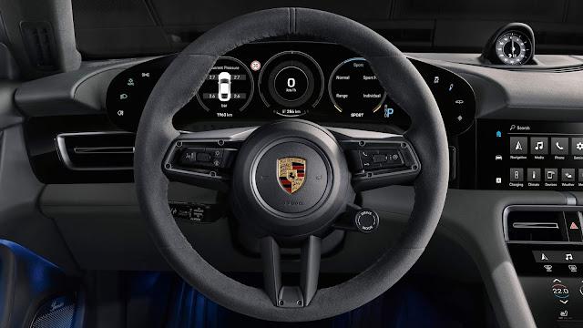 Porsche Taycan elétrico chega ao Brasil - preço R$ 589 mil