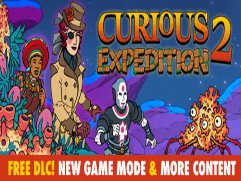 Download Curious Expedition 2 Game PC Free