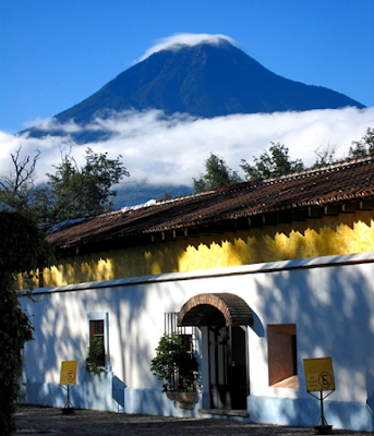 Visit Antigua in the Guatemala Highlands in Central America, the Land of Eternal Spring.