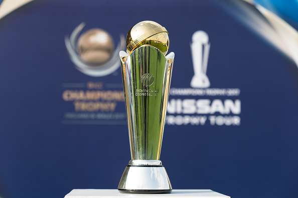 ICC - Champions Trophy - CT17