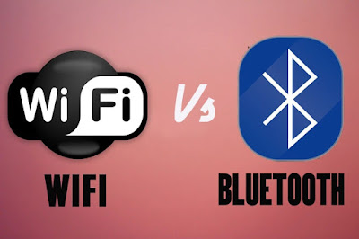 Bluetooth Vs Wifi | 7 Differences between Bluetooth and Wifi