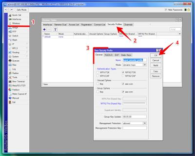 Настройка маршрутизаторов Mikrotik (RouteOS)
