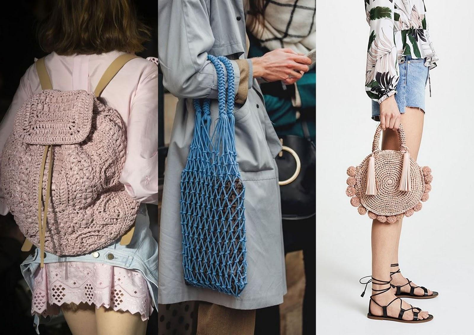e00cb99921 Mademoiselle IVA by Ivana Klepáčová  módne trendy jar leto 2019  kabelky