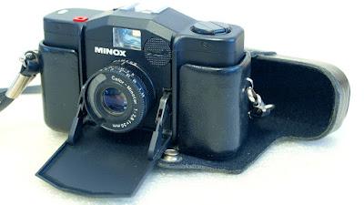 Minox 35 EL (Color-Minotar 35mm F2.8 lens) #363