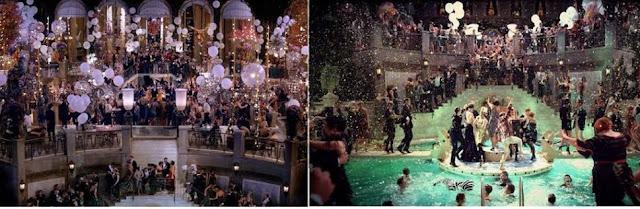The Great Beauty, Movie, Party Paolo Sorrentino La Grande Belezza, Festa