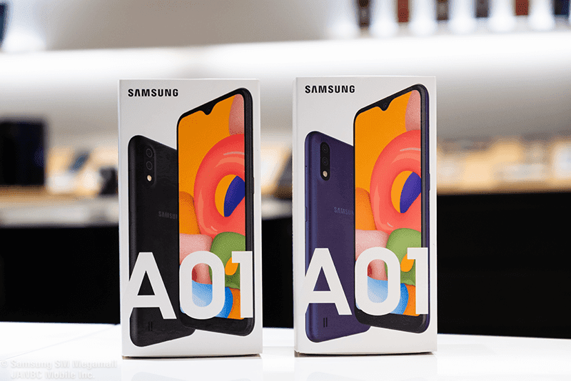 Samsung Galaxy A01 arrives in PH for just PHP 5,490!