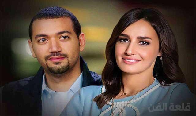 بعد شائعات زواجهما حلا شيحة ومعز مسعود يعترفان بحبهما للمرة الأولى