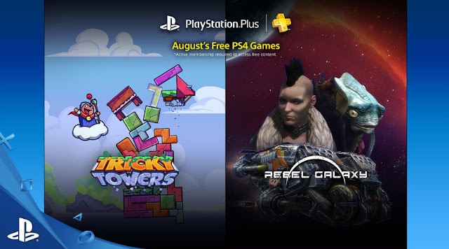 Free Games On PlayStation Plus For August Has Been Announced And They Are So Exciting