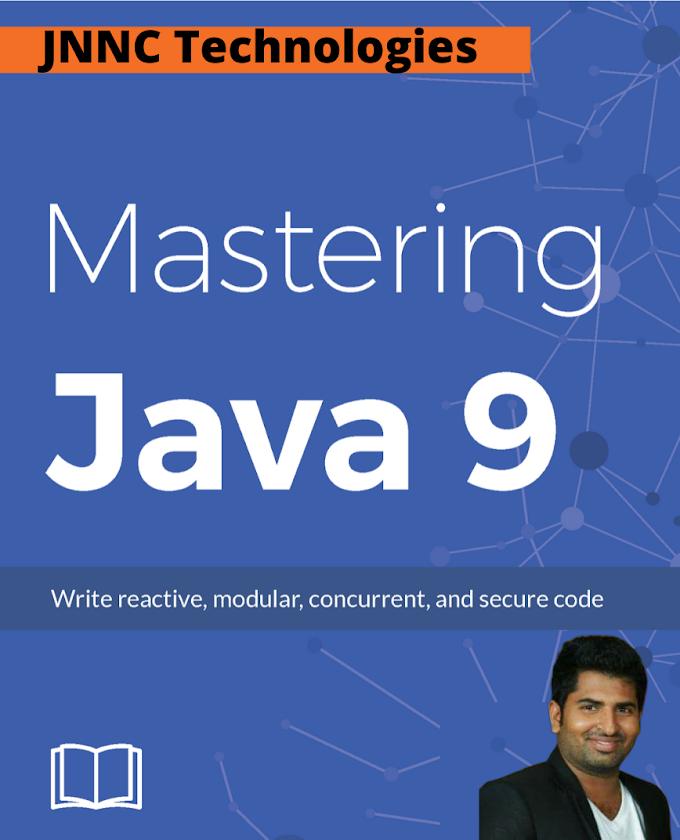 Learn Java | JNNC Technologies Pvt.Ltd