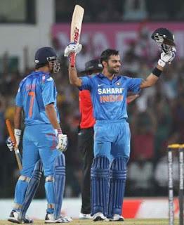 Virat Kohli 115* vs Australia | 17th ODI Hundred Highlights