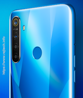 The best-bugged Quad camera smartphone by Realme, / Reame 5 Full Specification Features & Price in India