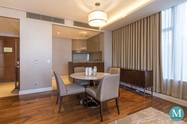One-Bedroom Executive Apartment at Ascott Bonifacio Global City Manila
