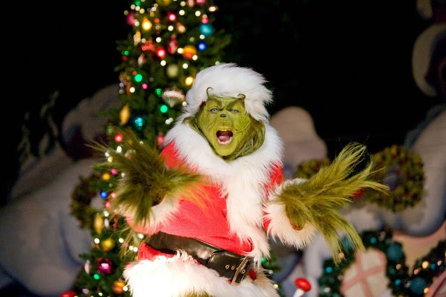 Universal Studios Grinchmas
