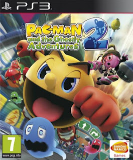 PAC-MAN AND THE GHOSTLY ADVENTURES 2 PS3 TORRENT