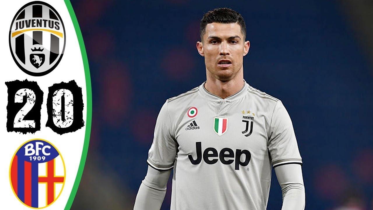 نتيجة مباراة يوفنتوس وبولونيا بتاريخ 19-10-2019 الدوري الايطالي