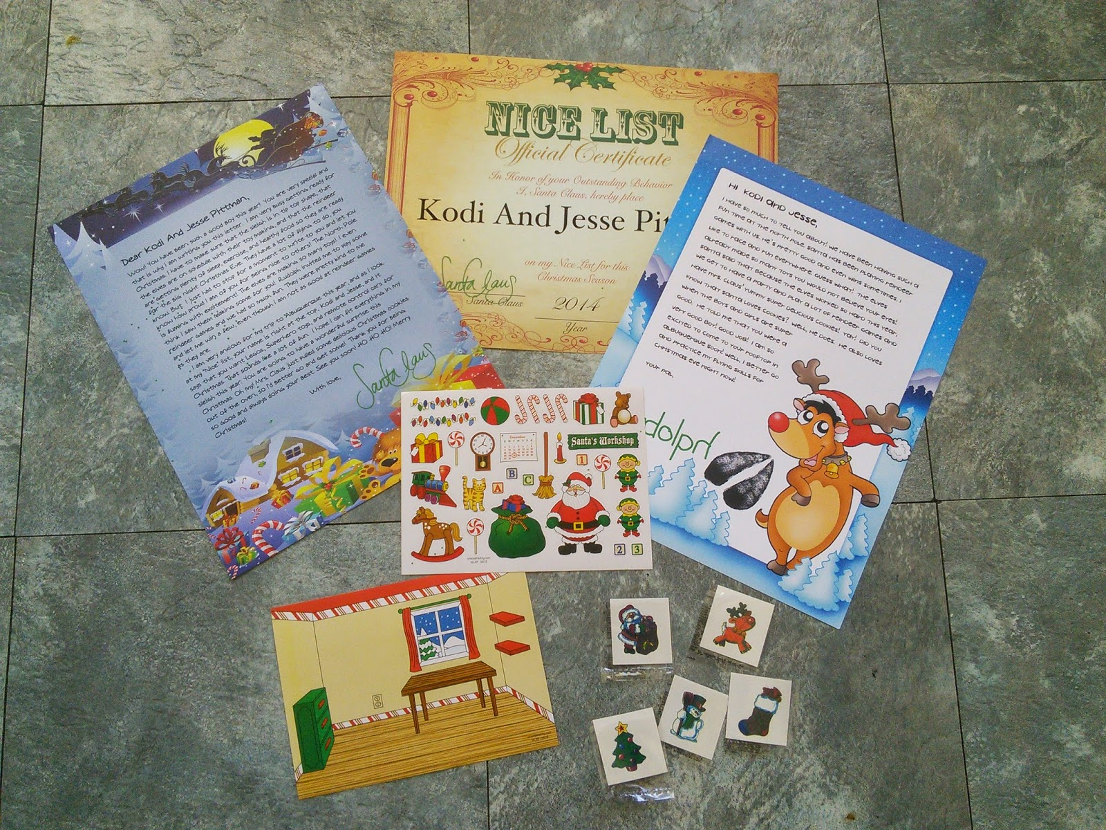 Mom Knows Best  Your Kids Will Love A Personalized Letter Package
