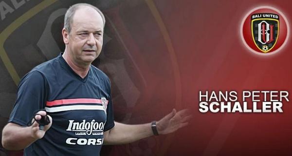 Breaking News! Hans-Peter Schaller Resmi Dipecat Bali United