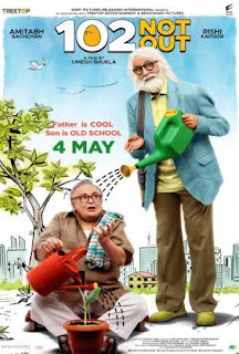 Download Film 102 Not Out (2018) Subtitle Indonesia
