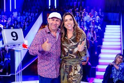Patricia com Chapinha (Foto: Gabriel Cardoso)