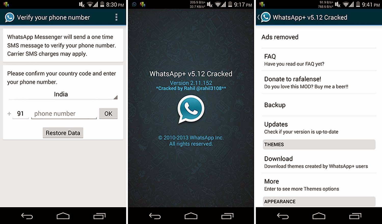Whatsapp+ Plus Apk Mod - APK-DL