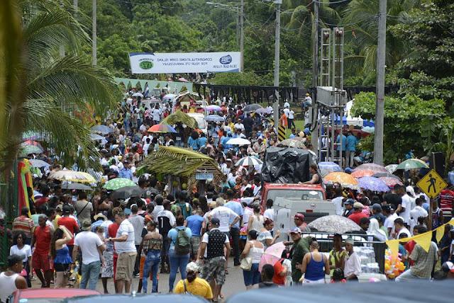Cornaileños festejaron 175 años de emancipación de la esclavitud