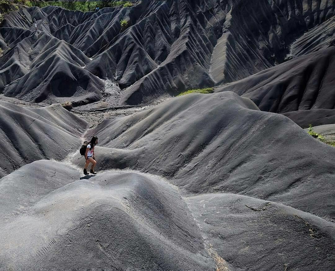 Gumuk Pasir Sumalu Kecamatan Rantebua Kabupaten Toraja Utara Makassar Guide Panduan Wisata Sulawesi Selatan