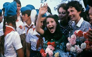 Момичето което написа писмо на Андропов през 80-те